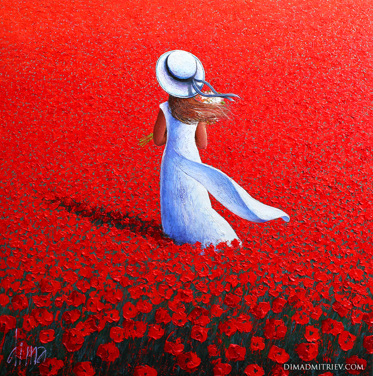 Poppy Meadow : Dima Dmitriev
