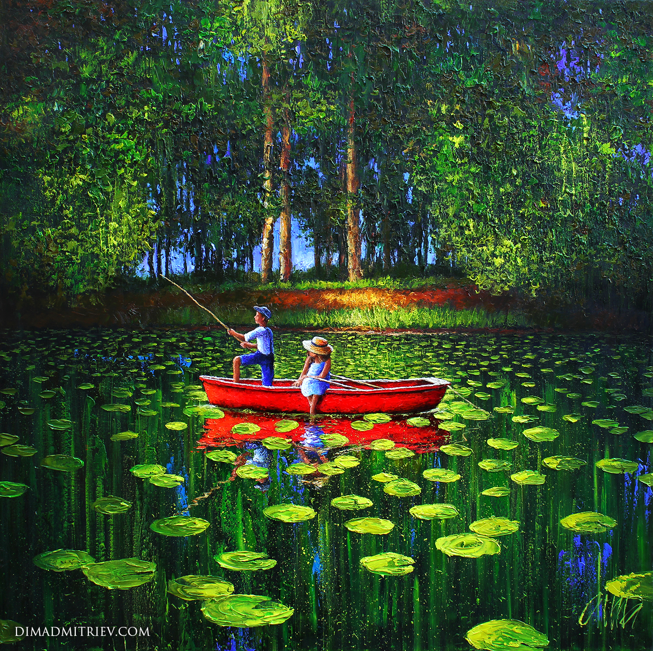 Rest at Midday : Dima Dmitriev